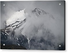 Acrylic Print featuring the photograph Majestic Southern Alp by Laurel Talabere