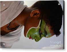 Make Up Acrylic Print