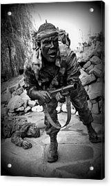 Man O' War Acrylic Print
