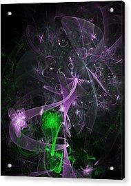 Mandragora Acrylic Print by Drake Lock