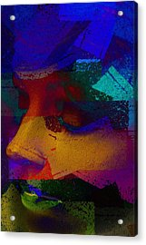 Manikin Art Acrylic Print by David Taylor