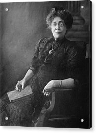 Margaret James Murray Washington Ca Acrylic Print