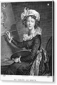 Marie Anne Vigee-lebrun Acrylic Print by Granger
