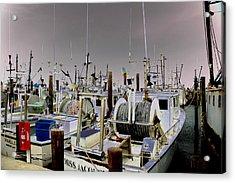 Marina 001 Acrylic Print