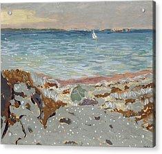 Marine Acrylic Print by Edouard Vuillard