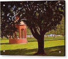Marine Park South Boston Acrylic Print