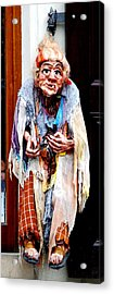 Acrylic Print featuring the photograph Marionette by Pravine Chester