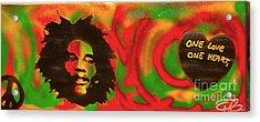 Marley Love Acrylic Print