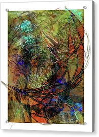 Marmalade Acrylic Print by Monroe Snook
