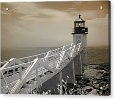 Marshall Point Acrylic Print by PMG Images