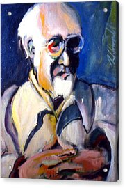 Matisse Acrylic Print by Les Leffingwell