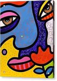 Max Acrylic Print