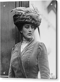 Maxine Elliott 1868-1940 Was One Acrylic Print by Everett