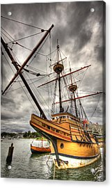 Mayflower II Acrylic Print