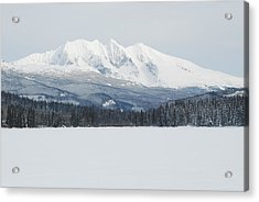 Mcdonnell Lake View Acrylic Print