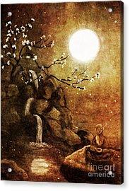 Meditation Beyond Time Acrylic Print