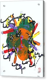 Medusa Nebula Acrylic Print