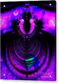 Melting Pot . S8a.s11 Acrylic Print by Wingsdomain Art and Photography