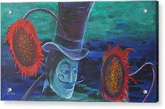 Mephisto Acrylic Print