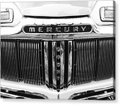 Acrylic Print featuring the photograph Mercury Grill  by Kym Backland