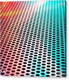 Metal Sheet Acrylic Print by Tom Gowanlock