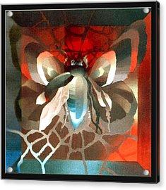 Metamorphosis 1975 Acrylic Print by Glenn Bautista