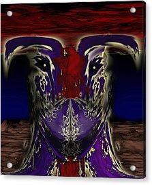Metamorphosis Acrylic Print by Christopher Gaston