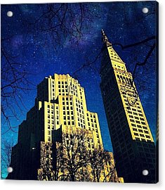 Metlife Tower Acrylic Print