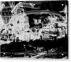 Metropolis Nacht Acrylic Print