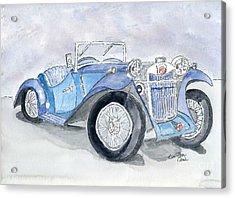 Mg 1926 Acrylic Print