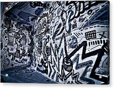 Miami Wynwood Graffiti 2 Acrylic Print