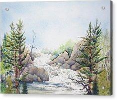 Michigan's Upper Peninsula Acrylic Print