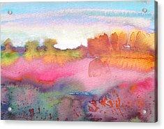 Midday 25 Acrylic Print by Miki De Goodaboom