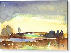Midday 27 Acrylic Print by Miki De Goodaboom