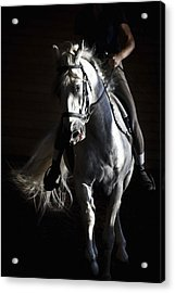 Acrylic Print featuring the photograph Midnight Ride by Wes and Dotty Weber