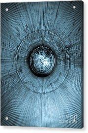 Mighty Titan II Acrylic Print by Dan Julien