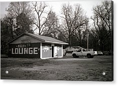Mike's Lounge Acrylic Print