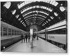Milano Centrale Acrylic Print