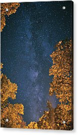 Acrylic Print featuring the photograph Milky Way by Brian Duram