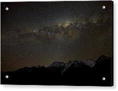 Milky Way Acrylic Print by Ng Hock How