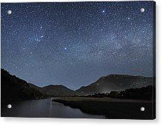 Milky Way Over Wilsons Promontory Acrylic Print by Alex Cherney, Terrastro.com