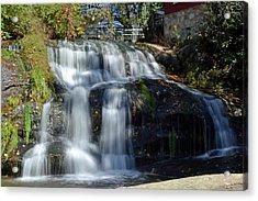 Mill Shoals Falls Acrylic Print