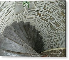 Mind The Gap....s Acrylic Print