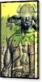 Minotaurus Acrylic Print
