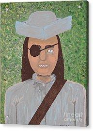 Minute Man Acrylic Print by Gregory Davis