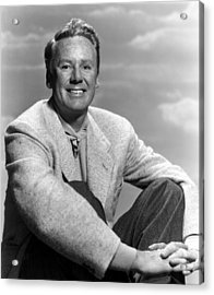 Miracle In The Rain, Van Johnson, 1956 Acrylic Print by Everett