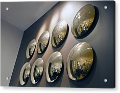 Mirrors Mirrors More Mirrors Acrylic Print