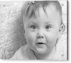 Mischief Acrylic Print by Alexander Photography