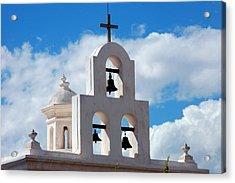 Mission Bells Acrylic Print