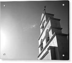 Mission Light Acrylic Print